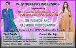 Photography Workshop In Lahore Pakistan On Fashion And Glamour Photography