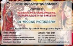 Photography Workshop In Lahore Pakistan On Wedding Photography
