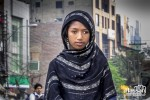 Poor Beggar Girl On Roadside In Gulberg Lahore During Thaap International Photo Walk